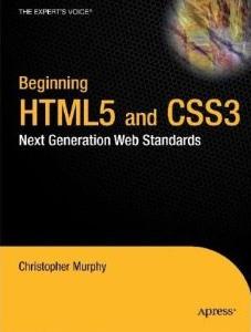 Začátek HTML5 a CSS3: Webové standardy příští generace