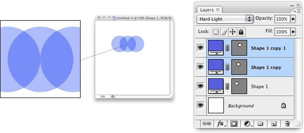paso 2 en la creación de un patrón