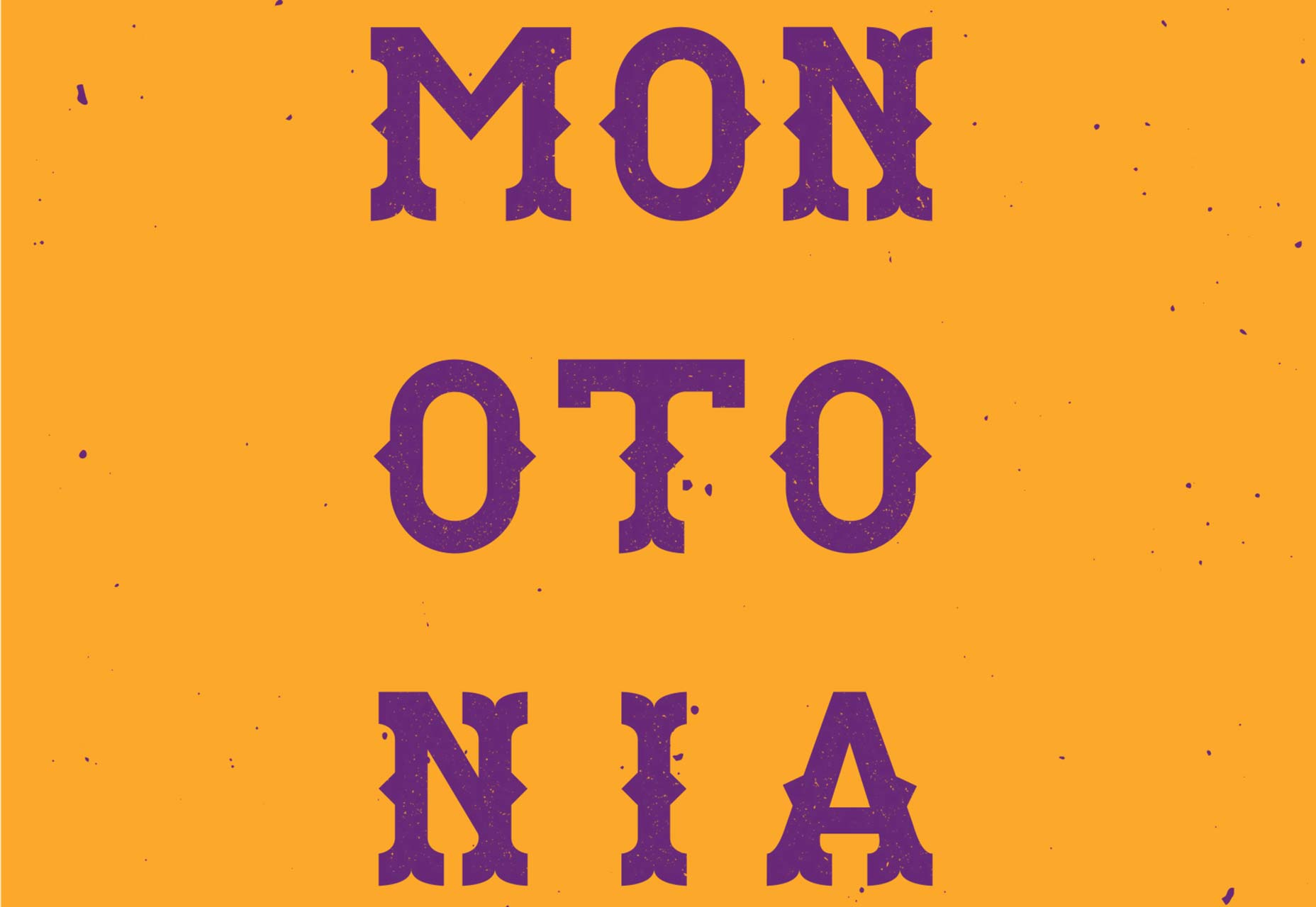 monotonia