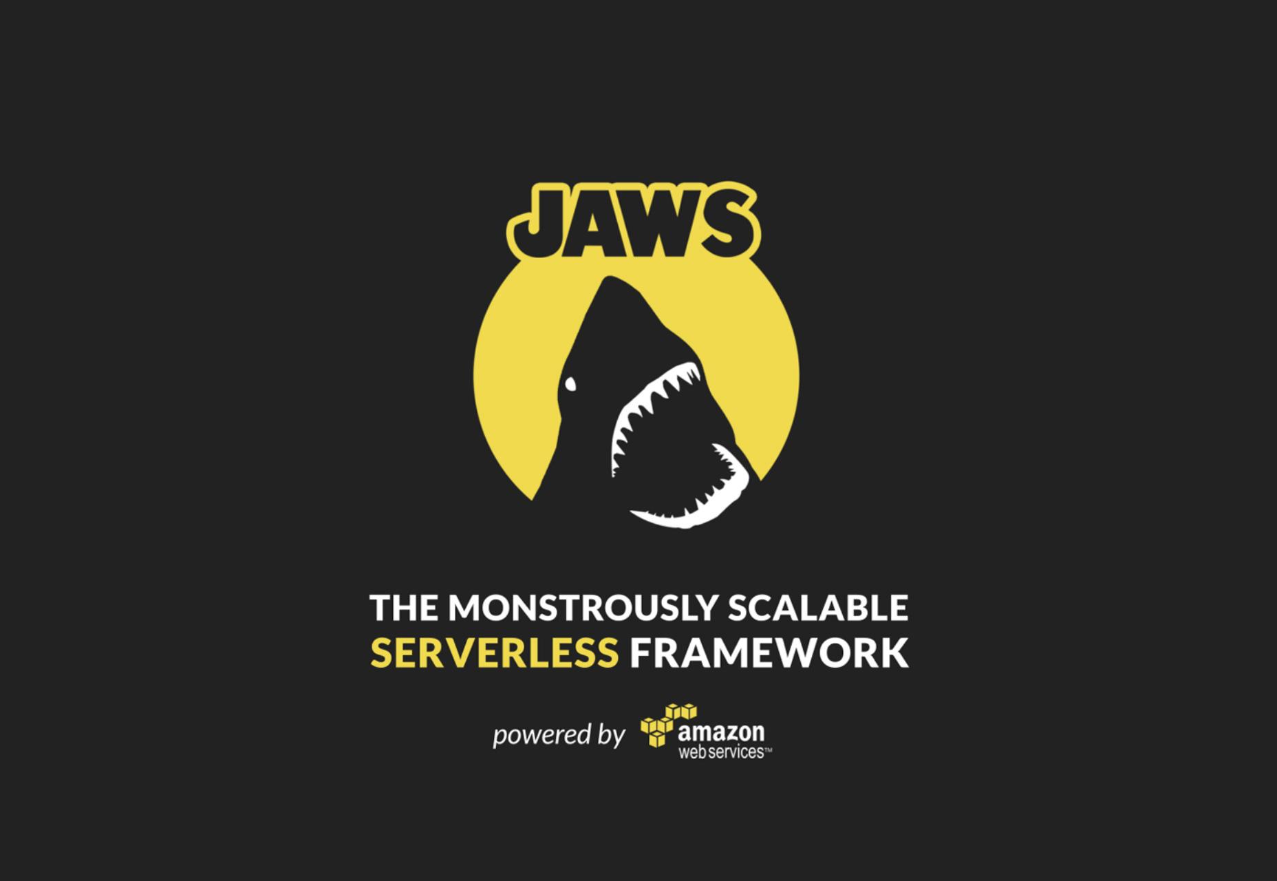 Jaws: un marco de aplicaciones sin servidor