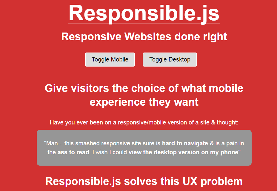 Responsible.js