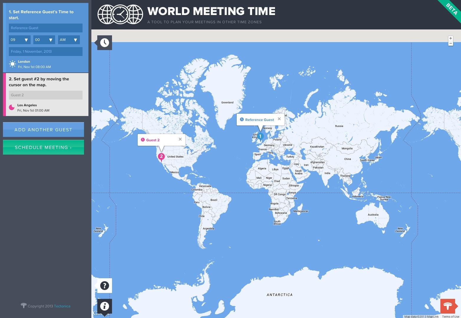 Světový čas setkání