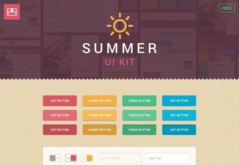 summer-ui-kit