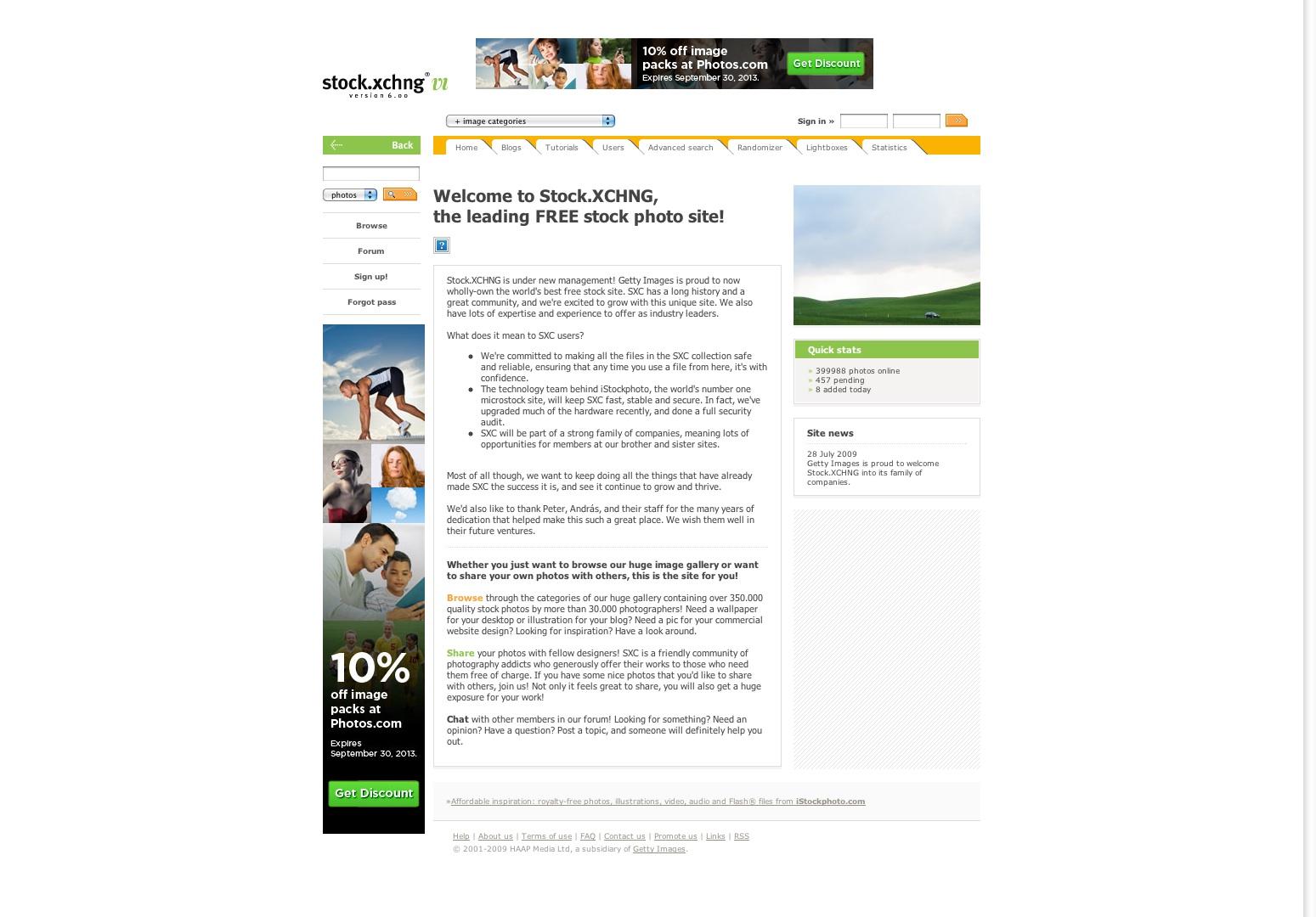 stock.xchng - el sitio líder en fotografía de stock libre