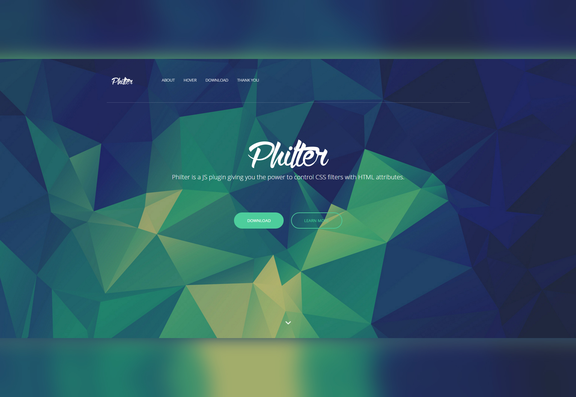 Philter: CSS Filter JavaScript-plugin