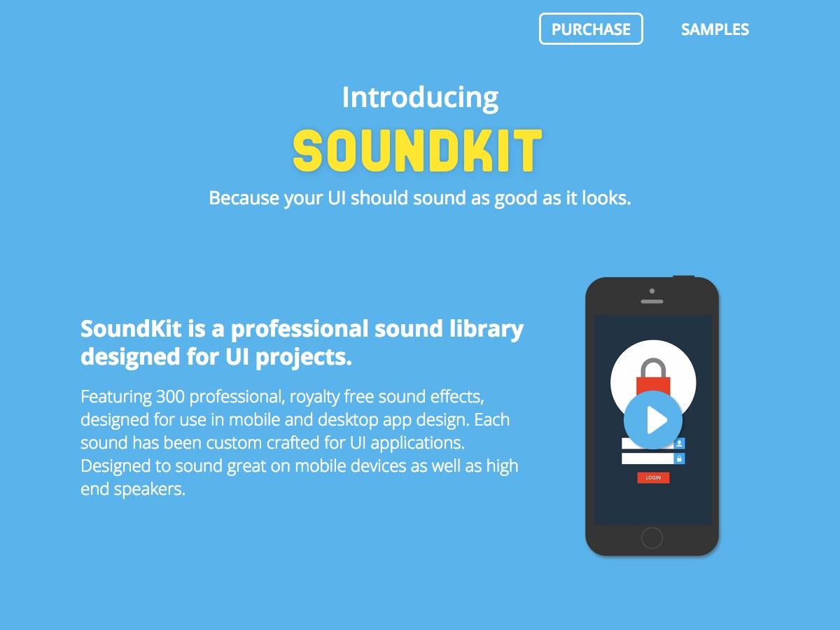 kit de sonido