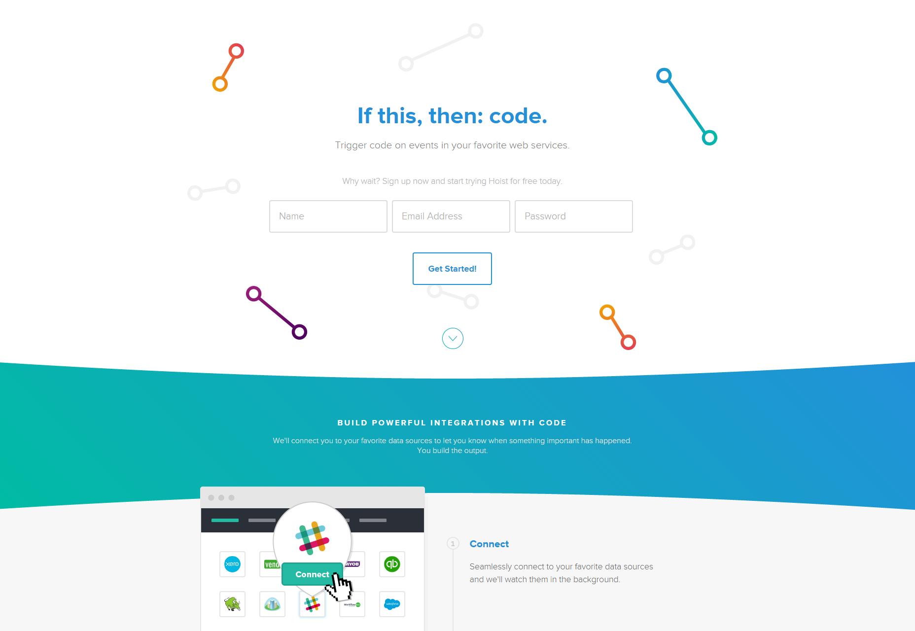 Polipasto: API que comunica la plataforma de microservicios