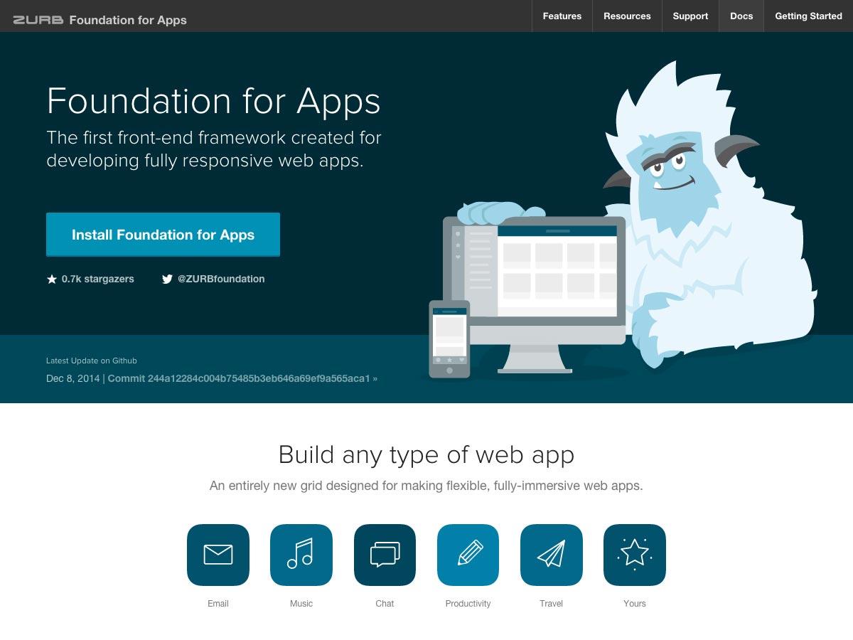 fundación de aplicaciones