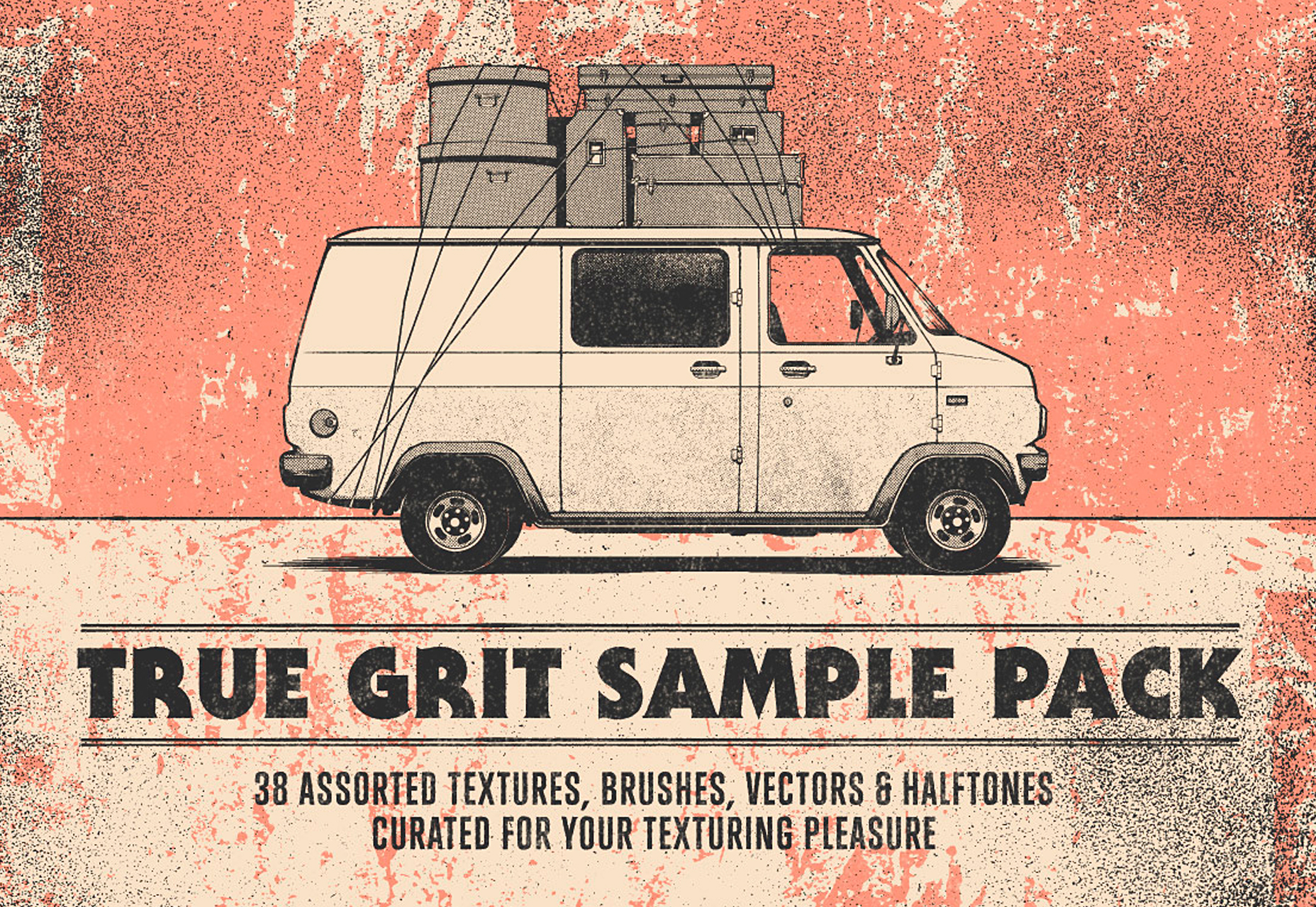 True Grits Textures Sample Pack