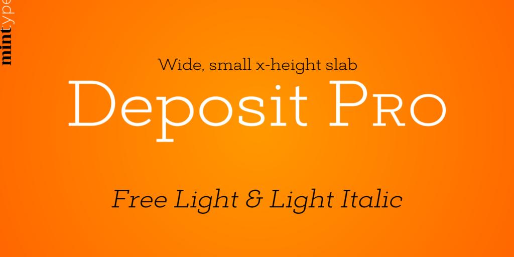 Deposit_free
