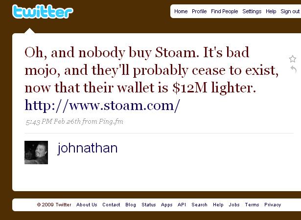 Stoam
