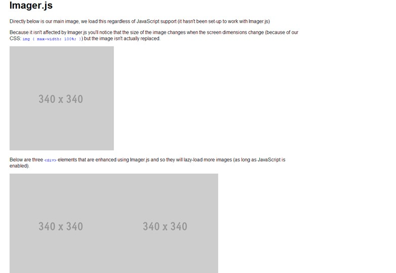 imager.JS lazy loading plugin