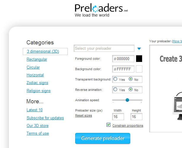 Preloader.net