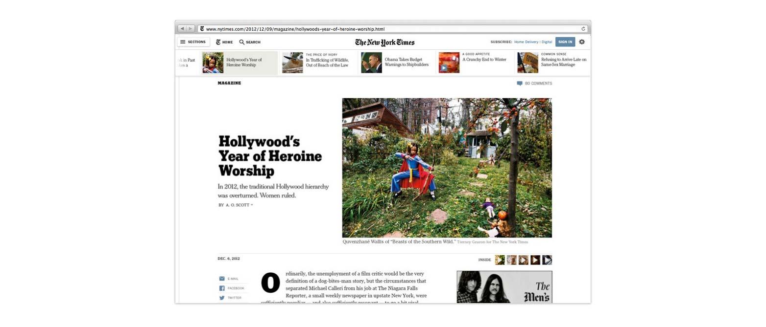 New NYT