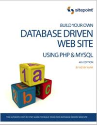 Cree su propio sitio web impulsado por la base de datos