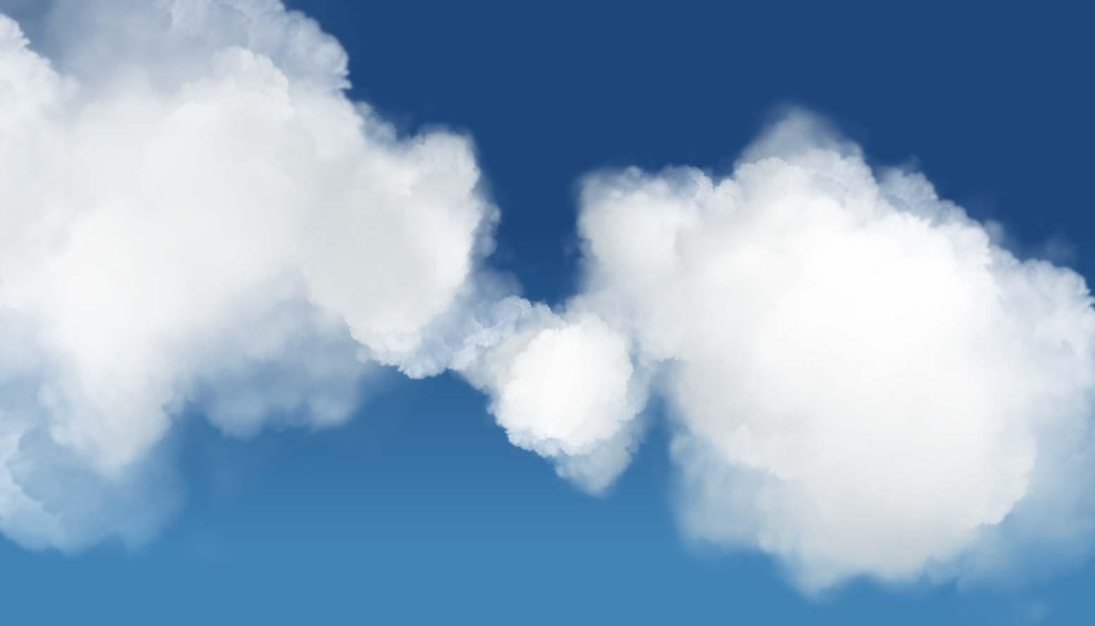 css-3d-clouds