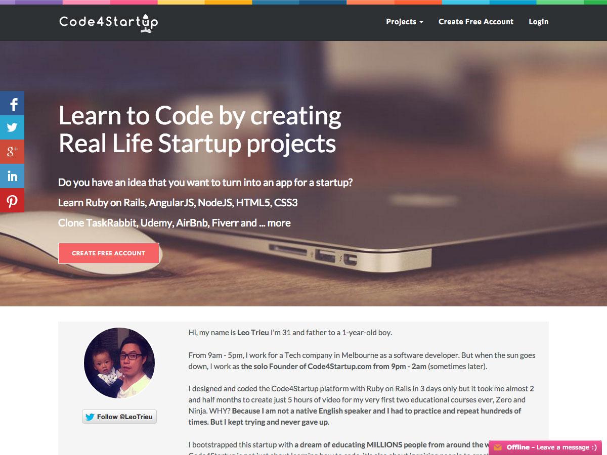 code4startup