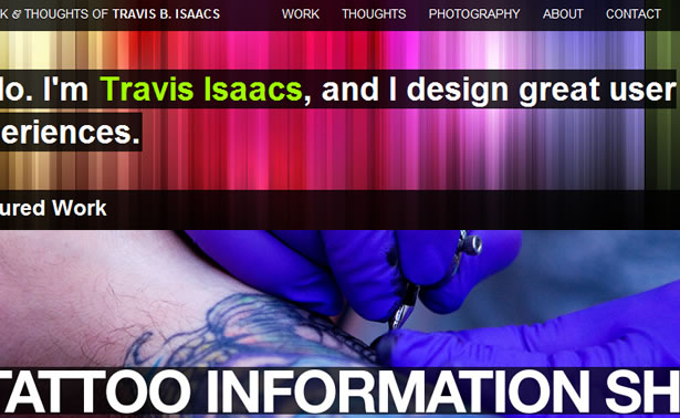 Travis Isaacs
