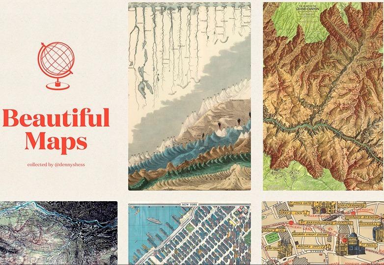 beautiful-maps