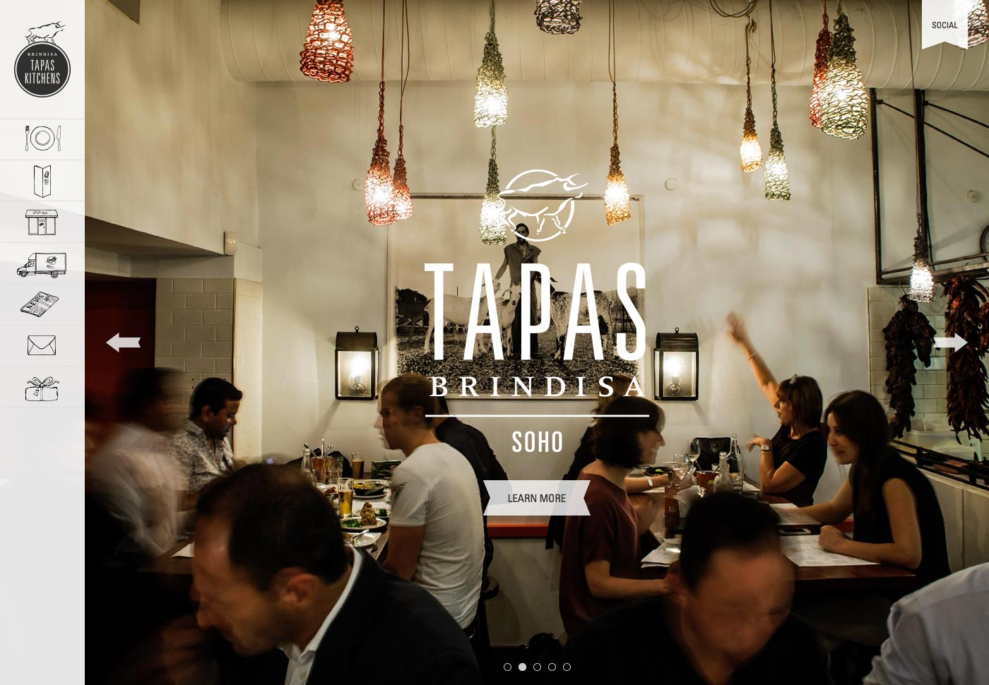 Brindisa Tapas Kitchens