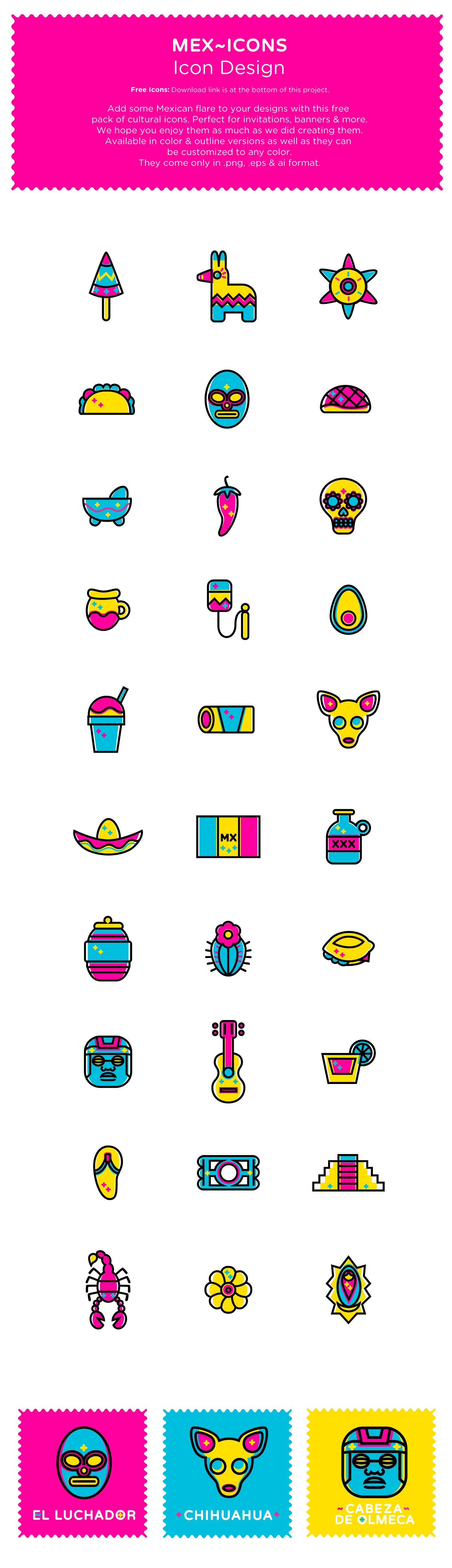 Mexicons