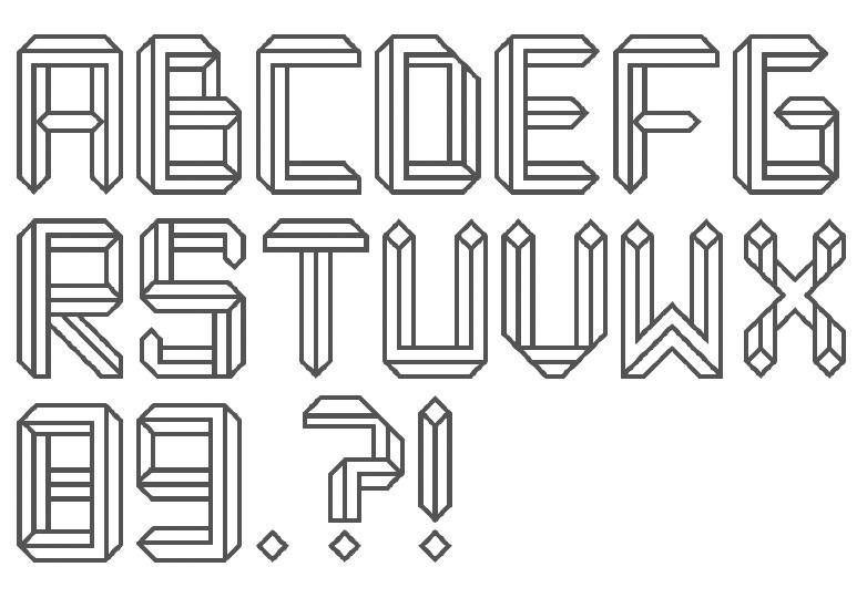 fontstruct-penrose