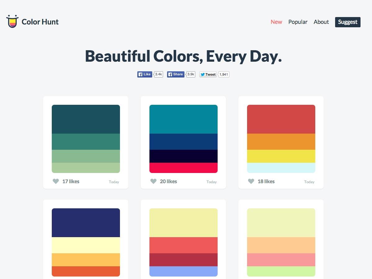 búsqueda de color