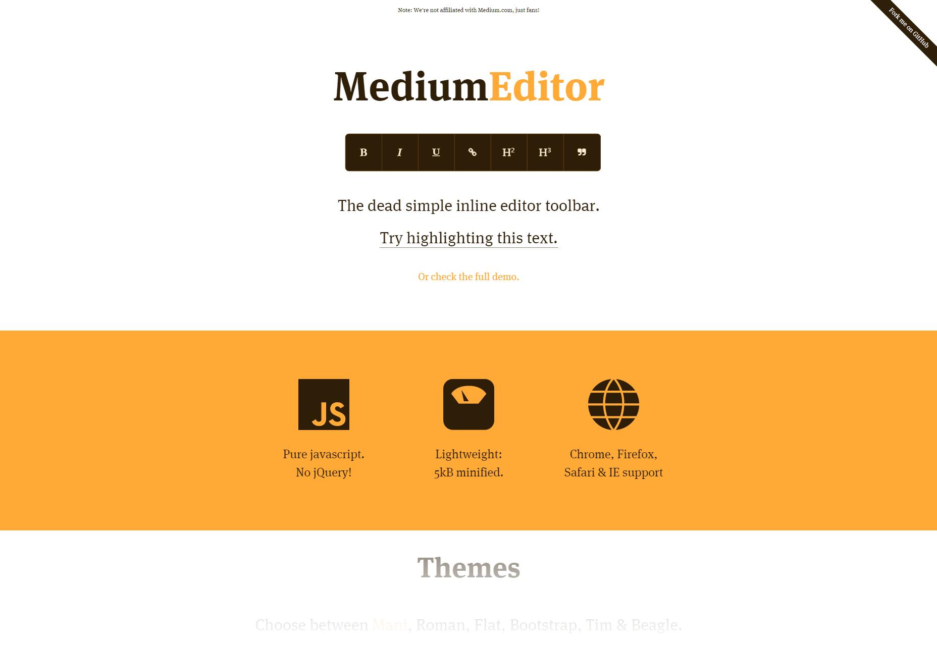Middelste editor: werkbalk voor tekstinvoerversies