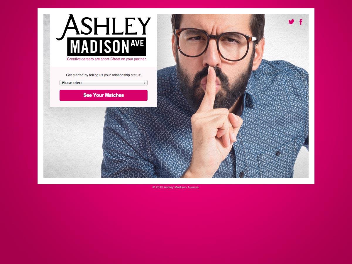 ashley madison avenue