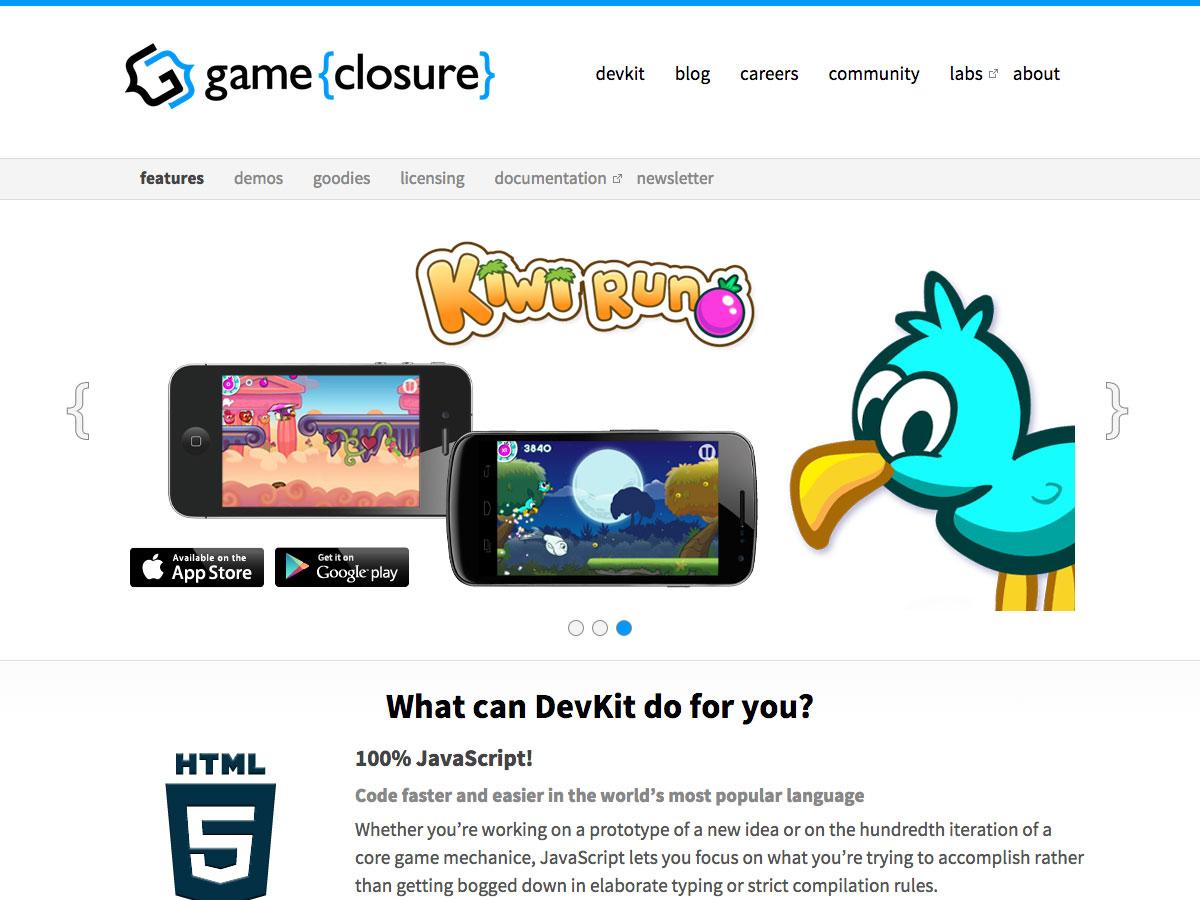 GameClosure