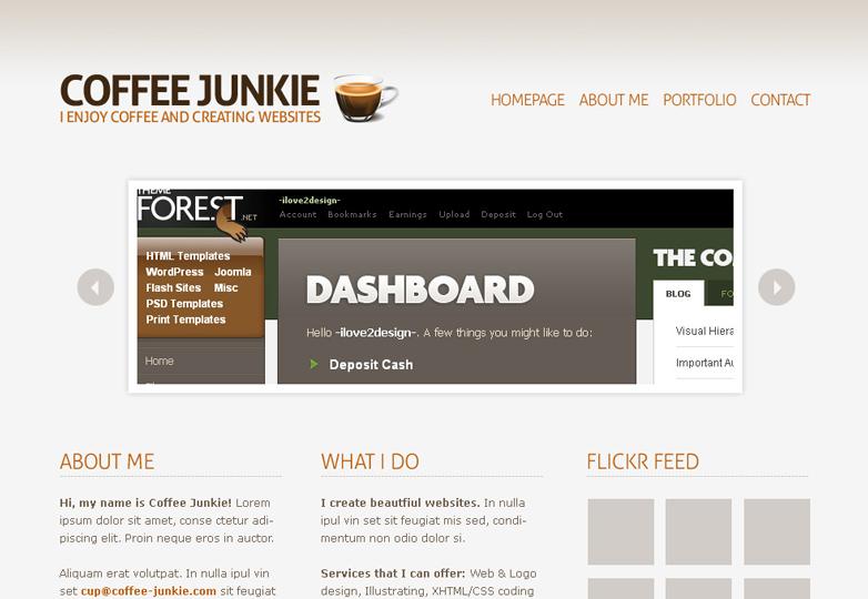 coffeejunkie