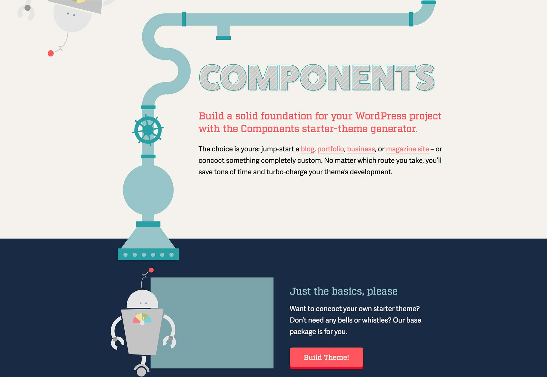 25 komponent
