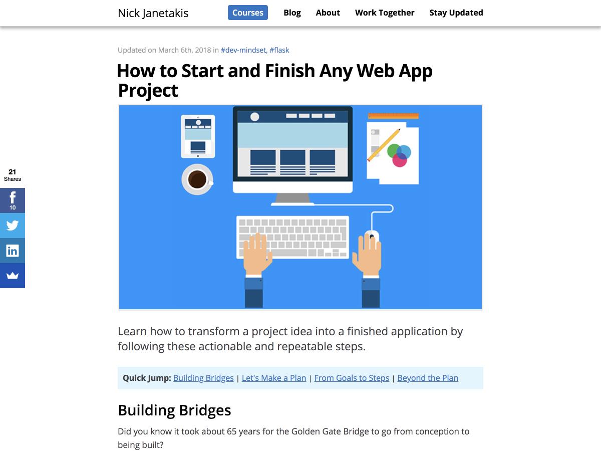 proyecto de aplicación