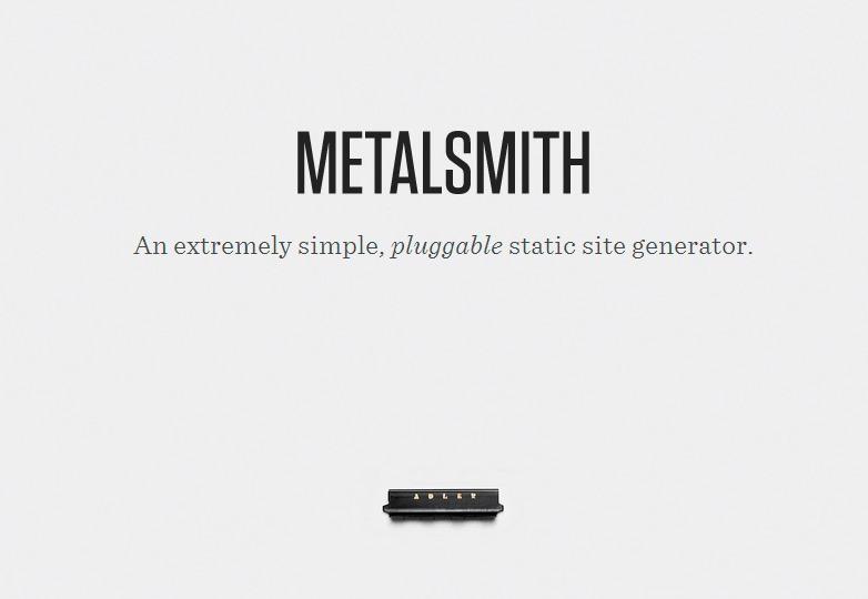 metalsmith.io