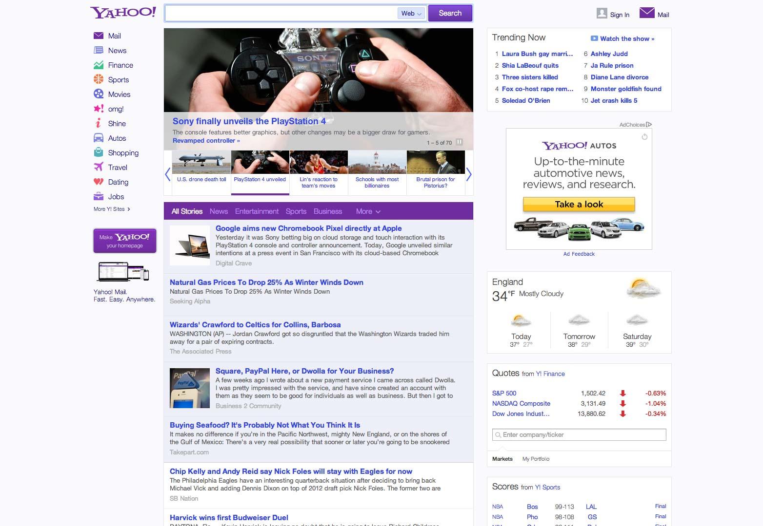 New Yahoo!