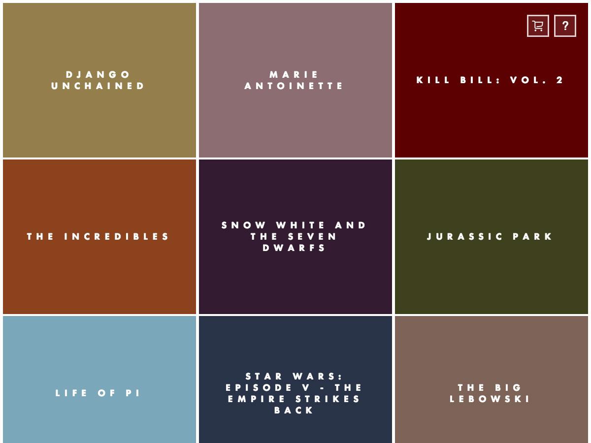 los colores del movimiento