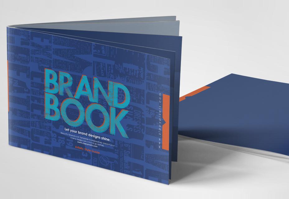 Pautas de la marca InDesign e Illustrator Template
