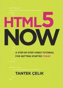 HTML5 nyní: krok za krokem Video tutoriál pro začátek dnes