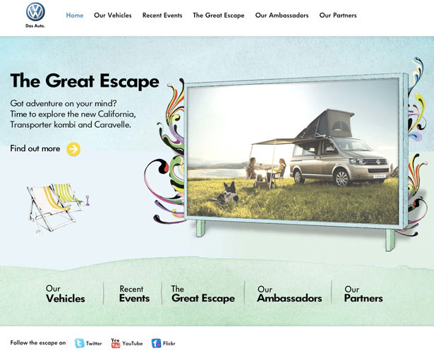 VW Great Escape