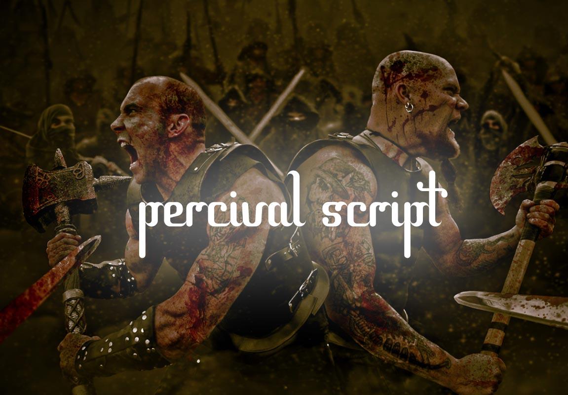 script percival