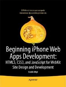 Začátek iPhone Web Apps: HTML5, CSS3 a JavaScript pro WebKit