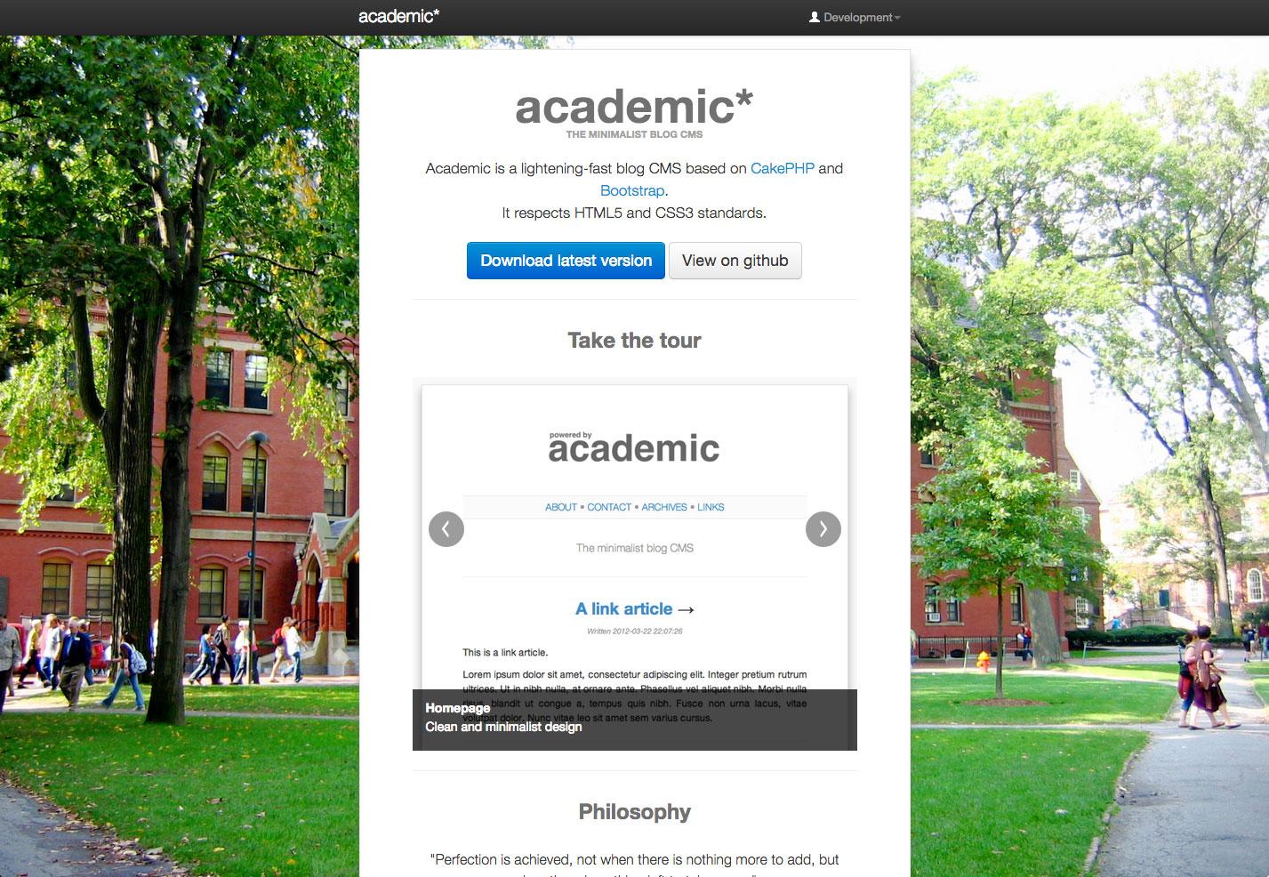 academische