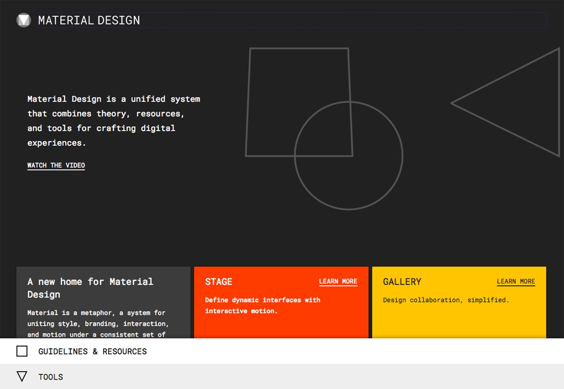 materiál-design
