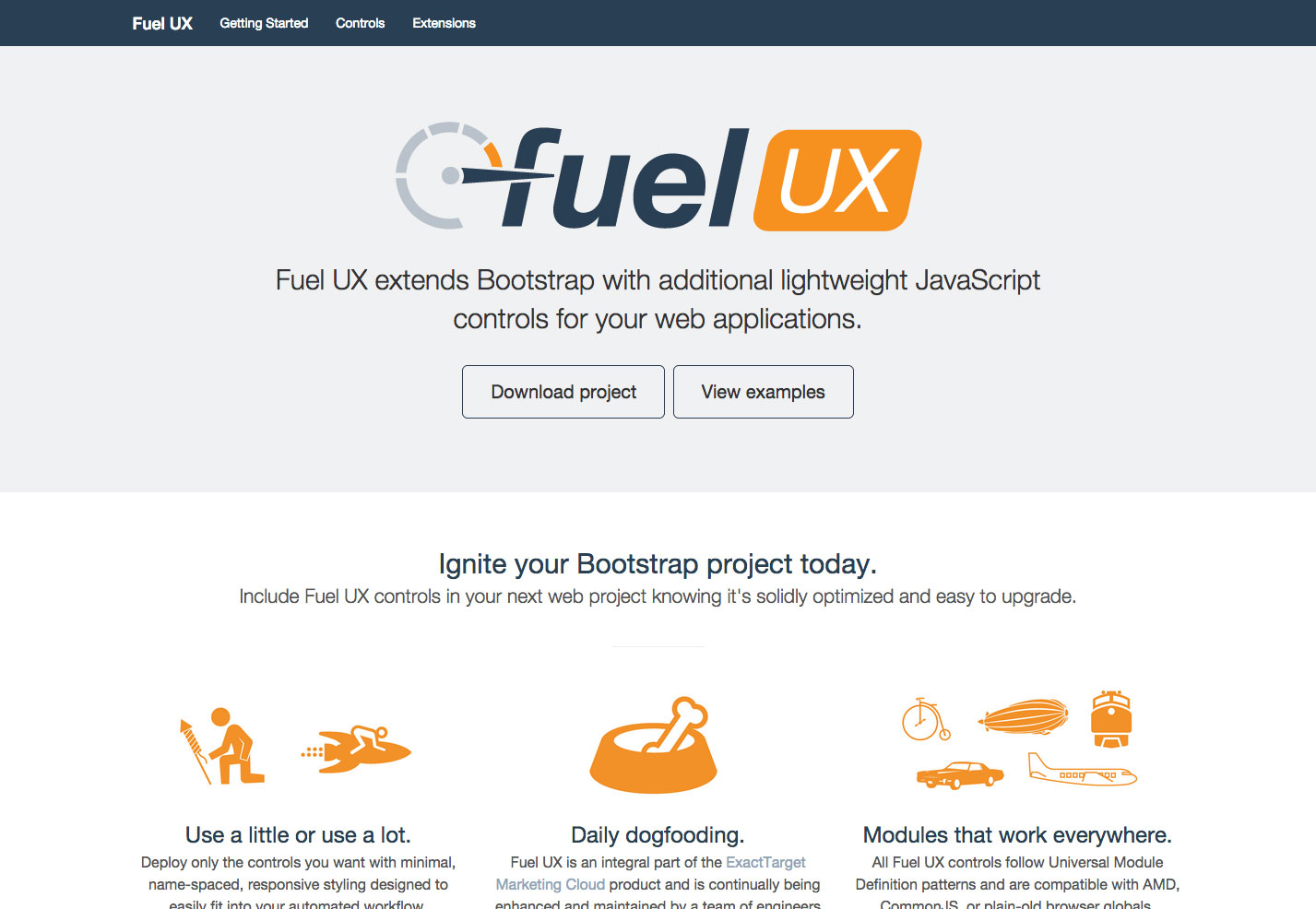 combustible ux