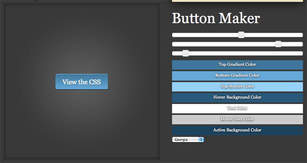 creador de botones