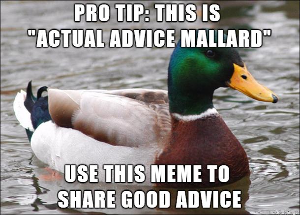 Aktuální poradenství Mallard