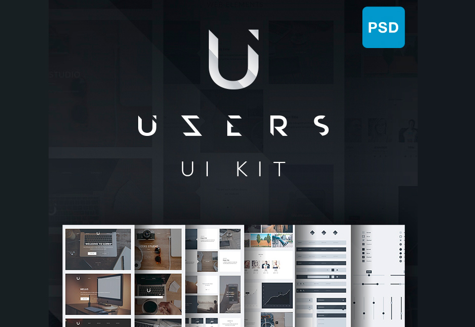Kit UI de Uzers