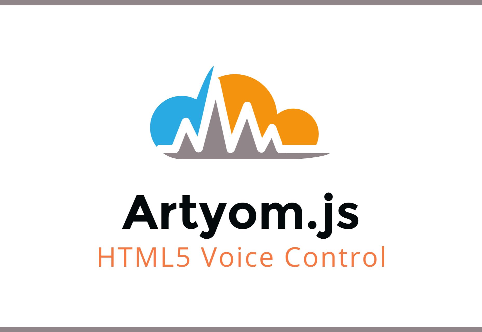 Artyom: een JavaScript-bibliotheek voor spraakcontrole en spraakherkenning