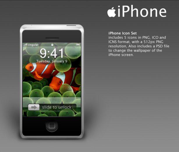 icono de iPhone