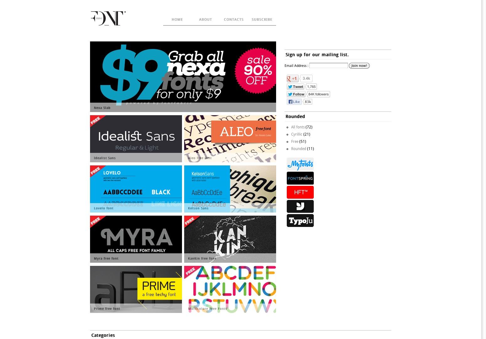 Gratis lettertypen downloaden, lettertypen gratis